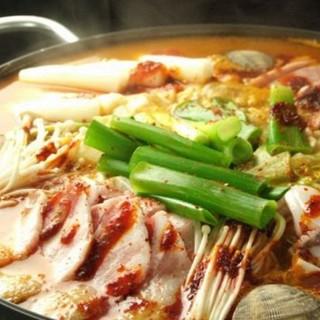 絶品韓国料理コースが勢揃い!