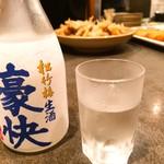 花くじら - 日本酒