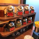 ステーキのどん - 紅茶も選択可能
