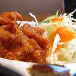 鮪 横綱亭 - 定食のマグロの唐揚 これも美味しい(b^^ 08/08