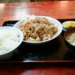 7130851 - ショウガ焼き定食