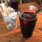 LA COCORICO上野の森さくらテラス店/COCORICO DELI - アイスコーヒー