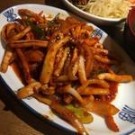 ハンサラン - イカポッカ甘辛味