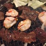美・食・韓 食道園 - 料理写真: