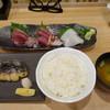 鮮魚・お食事処 山正 - 料理写真:お刺身定食DX