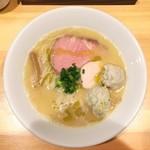 71303252 -  季節限定 芳香鶏白湯らーめん (850円)