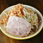 高木のぶぅ - 料理写真:ラーメン