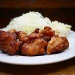 こづち - 鶏唐揚げ定食