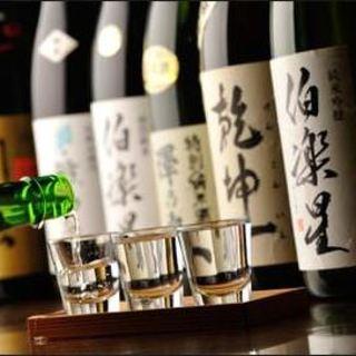 うまい日本酒◇入手困難な希少地酒との出会い、幸せを堪能する。