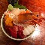 居酒屋 九四六屋 - 海鮮丼 (事前予約)