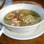 バーミヤン - 料理写真:台南坦仔麺 681円