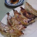 三楽 - 餃子