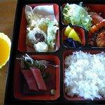 食事処ぱる - 料理写真:ぱる弁当