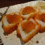江戸や鮨八 - 料理写真:SP鷺宮ロール