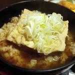 71310787 - 豆腐茶飯と焼魚定食(豆茶)