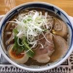 つるみ食堂 - 煮干しちゃ〜しゅ〜SOBA