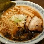 麺屋 もり田 - 高山醤油ラーメン