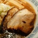 麺屋 もり田 - 芳ばしい炙り叉焼✴✴