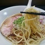 麺処 晴 - 冷やし(中華そば)