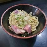 麺処 晴 - 和え玉(塩) 200円