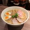 らーめん専門店 拉ノ刻 - 料理写真:全部のせ濃厚鶏白湯らーめん☆