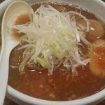 71314199 - 味玉魚介醤油ラーメン