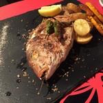 """ダイニングバル うちわ - ■丸ごと一匹 おすすめ鮮魚の ゛一皿"""""""