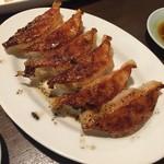 姪浜 門際飯荘 - 焼き餃子