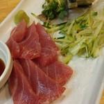 福島壱麺 - まぐろ