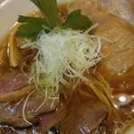 福島壱麺 - 燃え萌え壱麺助