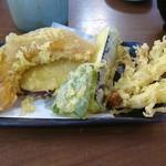 71315926 - 季節野菜の天ぷら