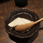 銀蕎麦國定 - 手打ち寄せ豆腐