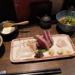 銀蕎麦國定 - 國ちゃん遊膳