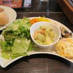 71316303 - 野菜中心のランチ 980円(税込)