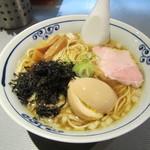 71316932 - 氷見産煮干しラーメン。800円