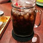 TERRACE COFFEE 01 - アイスコーヒー