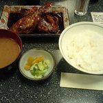71319746 - カサゴ煮つけ定食