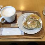 biscot cafe COSTA-RICA - 料理写真: