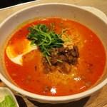 四川担担麺1841 - 芝麻醤擔擔面