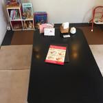 神野喫茶店 × JINNO COFFEE - お子様向けのお座敷席