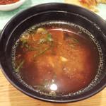 魚心 - 味噌汁