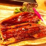 魚心 - 鰻蒲焼き
