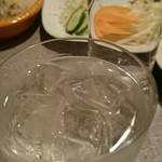 オリエンタルキッチン マリカ - 焼酎