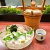 すし豊 - 料理写真:鮎 お造り & 白雪