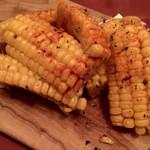 バル恵比寿 - トウモロコシのフリット