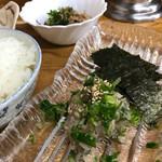 せきの - 料理写真: