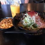 麺屋 燦鶴 - レディースセット700円