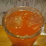 立喰酒場 金獅子 - トマト酎ハイ クレイジーソルト風味