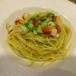 ビアンカーネ - 小柱のスパゲッティ