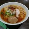 らーめん くろく - 料理写真:味玉醤油大盛り1020円